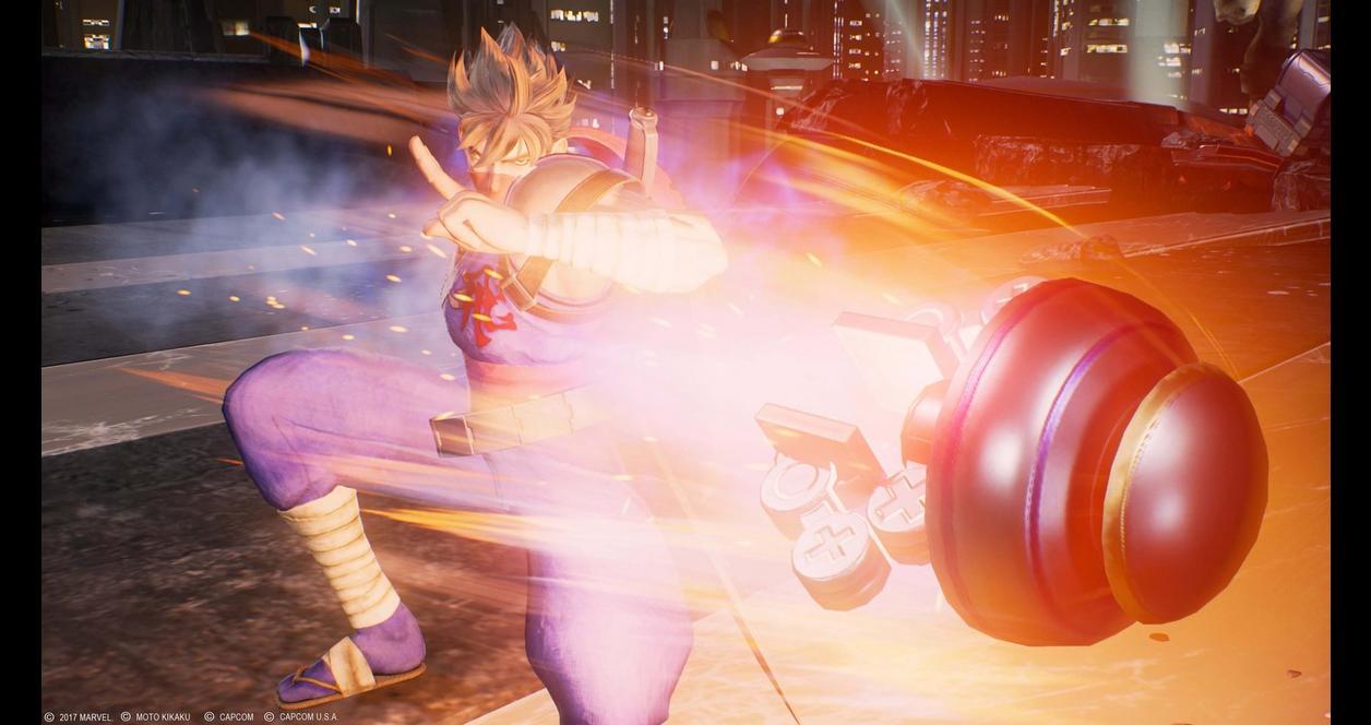 Marvel vs. Capcom: Infinite Deluxe Edition