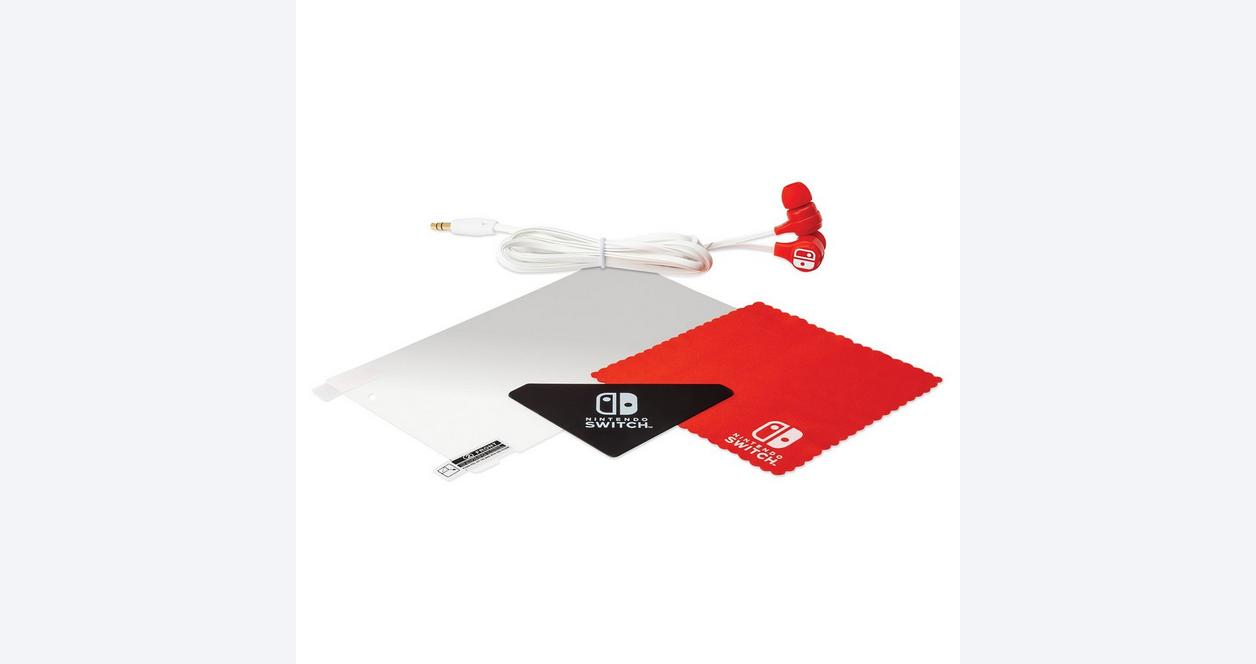 Switch Starter Kit- Mario Edition - Only at GameStop