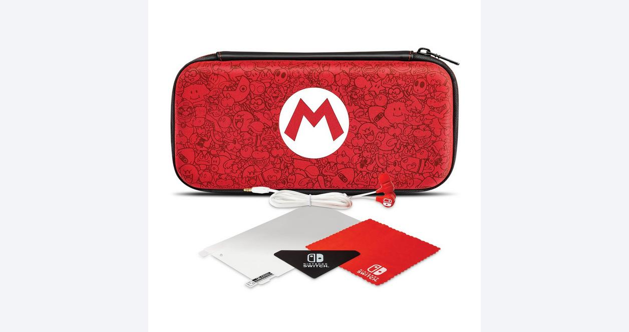 Super Mario Bros. Mario Edition Starter Kit for Nintendo Switch Only at GameStop