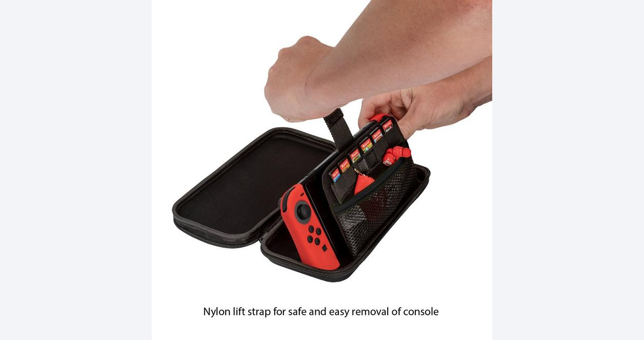 Nintendo Switch Starter Kit - Zelda Sheikah Eye Edition