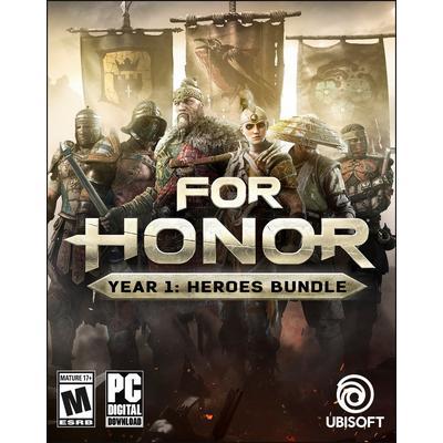 For Honor Year 1: Heroes Bundle