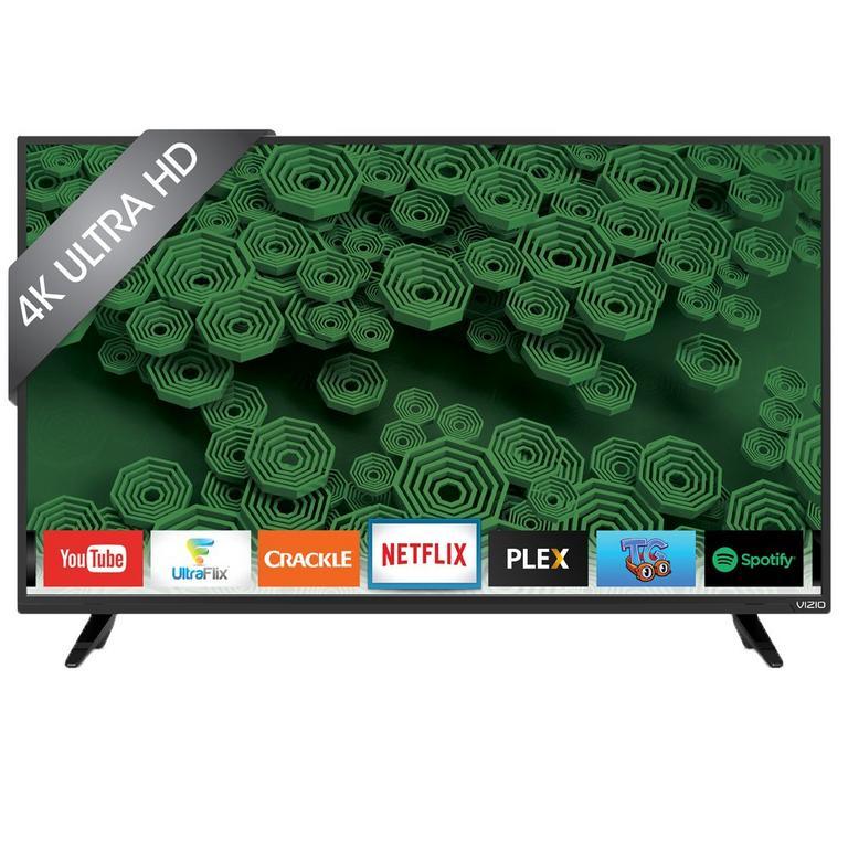 D-Series 40 inch Class Ultra HD LED Smart TV