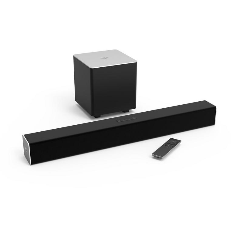 28 inch 2.1-Channel Sound Bar with Wireless Subwoofer