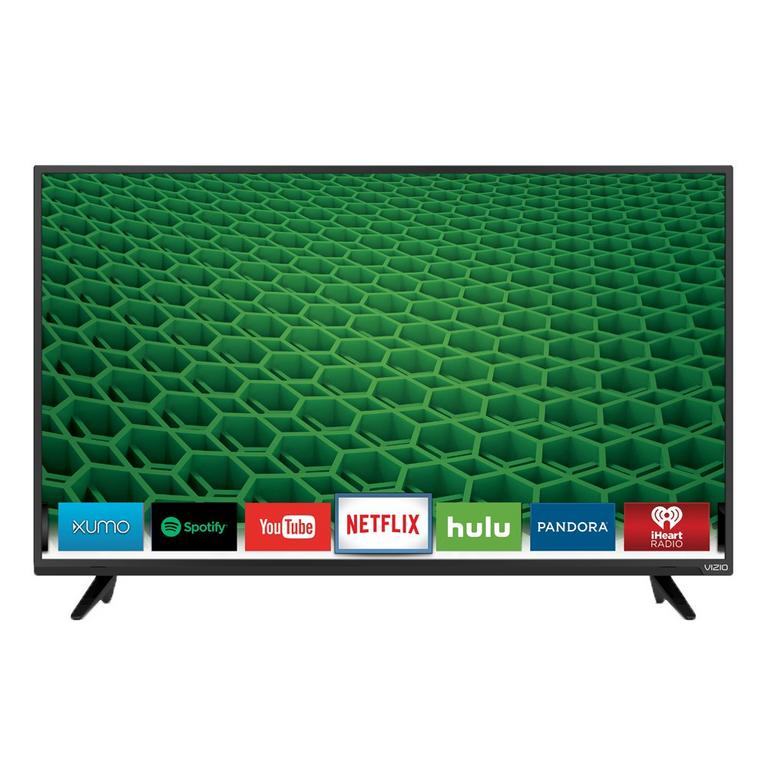 D-Series 43 inch Class 1080p Smart Full-Array LED TV