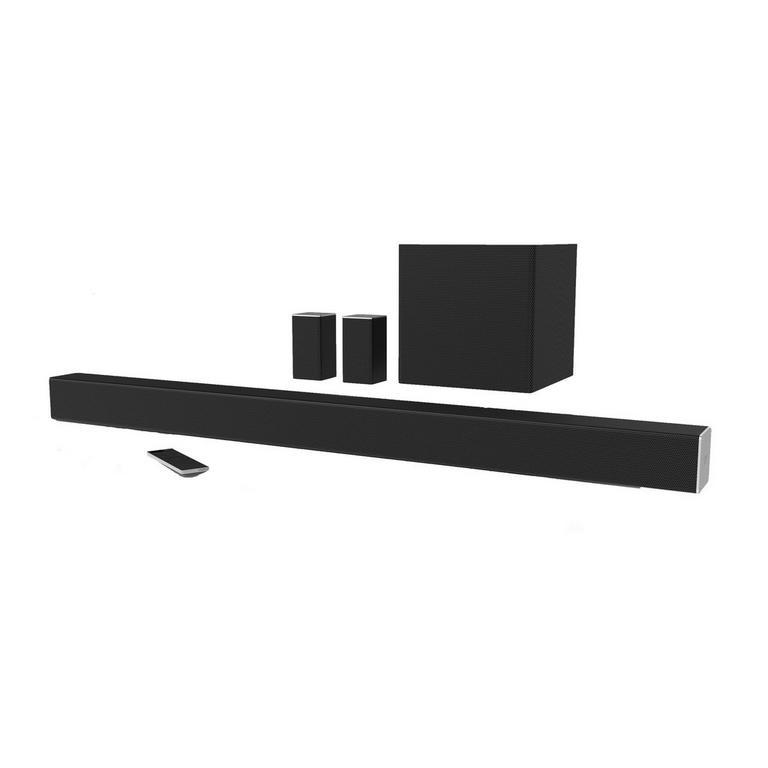 SmartCast 44 inch 5.1-Channel Soundbar System