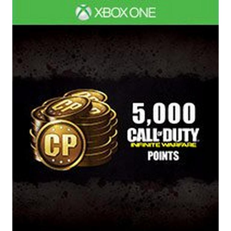 Call of Duty: Infinite Warfare 5000 Points