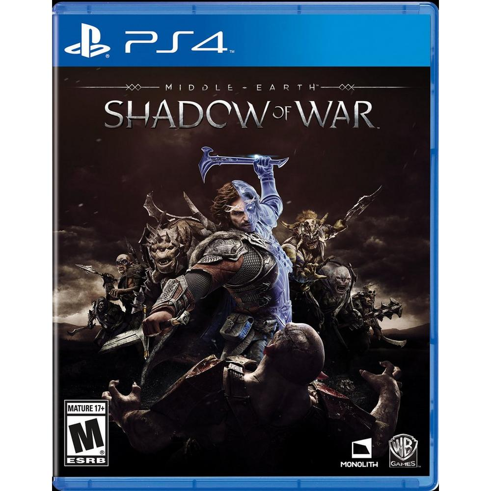 Middle-earth: Shadow of War | PlayStation 4 | GameStop