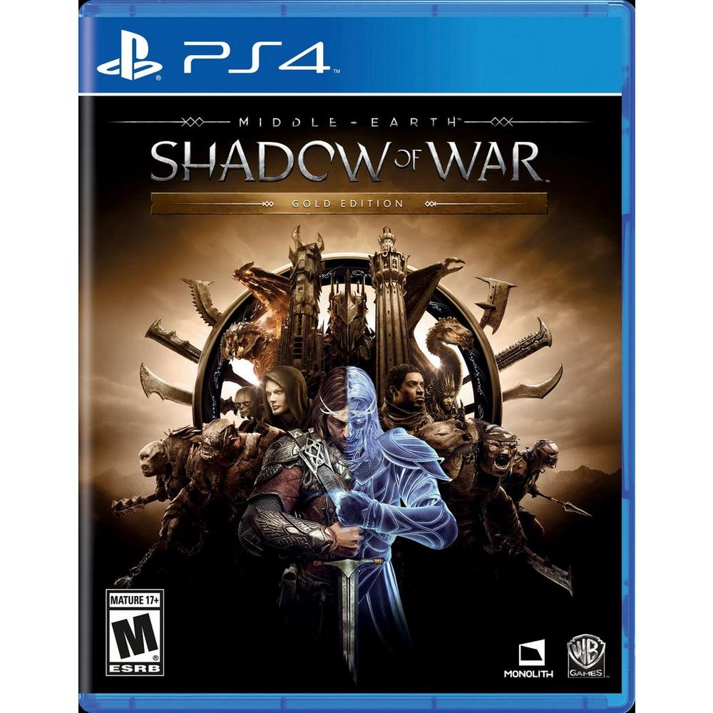 Middle-earth: Shadow of War Gold Edition | PlayStation 4 | GameStop