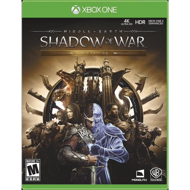 Middle-earth: Shadow of War Gold Edition
