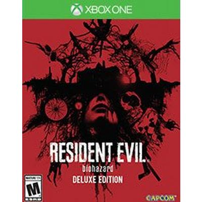 Resident Evil 7 biohazard Digital Deluxe Edition