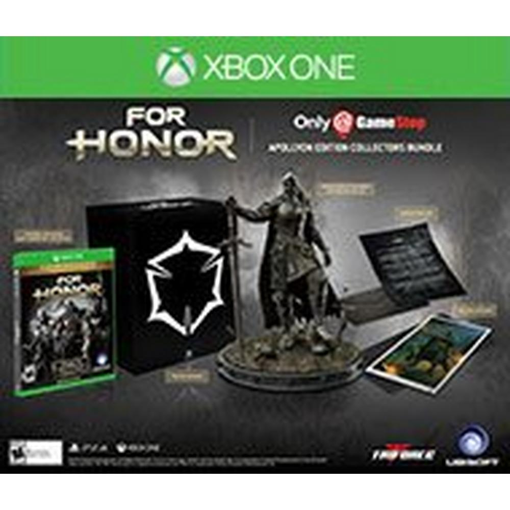 For Honor Apollyon Collector's Edition - Only at GameStop | Xbox One |  GameStop