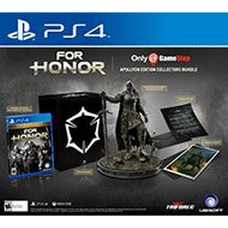 For Honor Apollyon Collector's Edition Only at GameStop