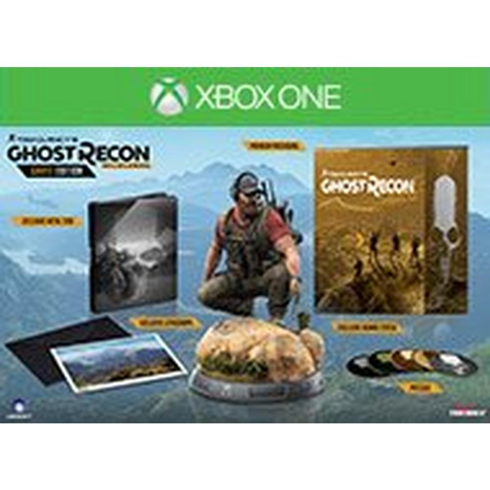 Tom Clancy's Ghost Recon Wildlands Ghost Edition - Only at GameStop | Xbox  One | GameStop
