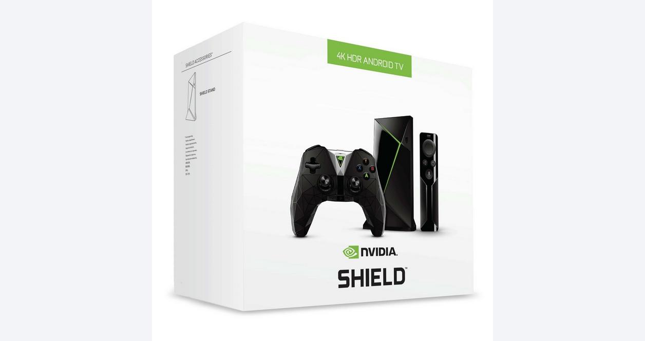 SHIELD TV Streaming Media Player