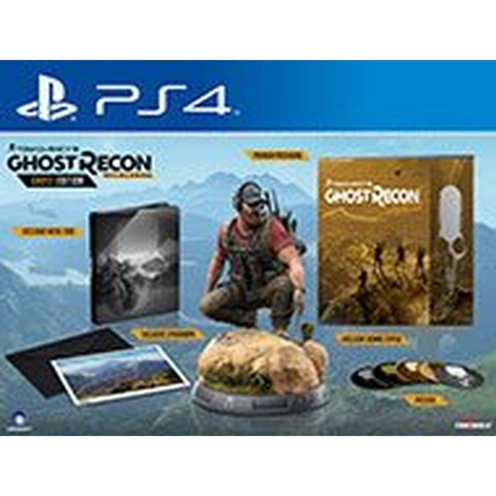 Tom Clancy's Ghost Recon Wildlands Ghost Edition - Only at GameStop |  PlayStation 4 | GameStop