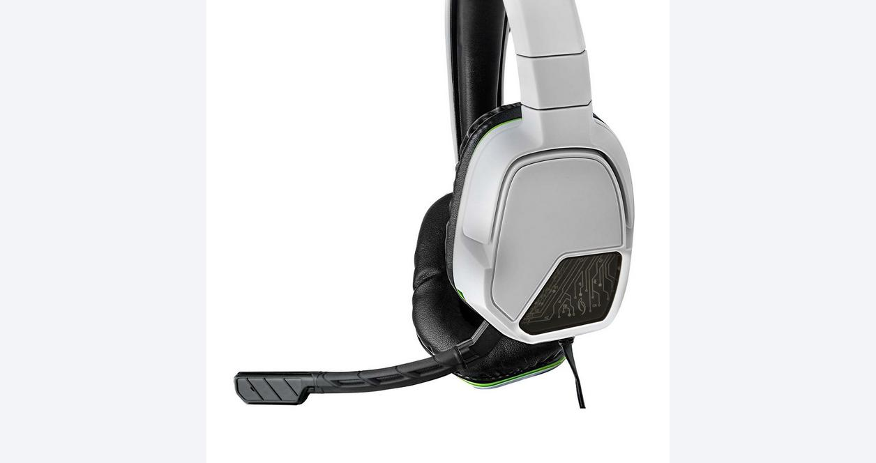 Afterglow LVL 3 Stereo Headset for Xbox One - White