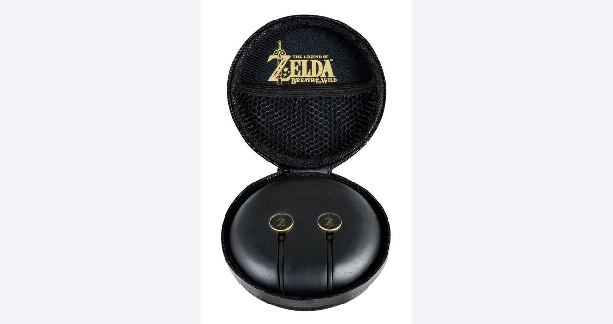 Nintendo Switch The Legend of Zelda Chat Earbuds