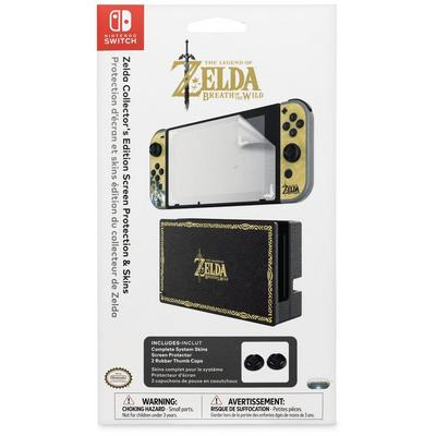 Nintendo Switch Zelda Play and Protect Skins
