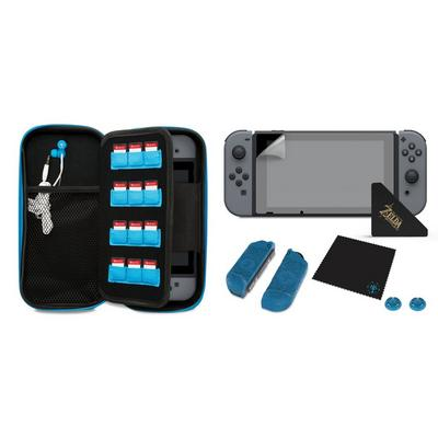 Nintendo Switch Starter Kit - Zelda Sheikah Eye Edition