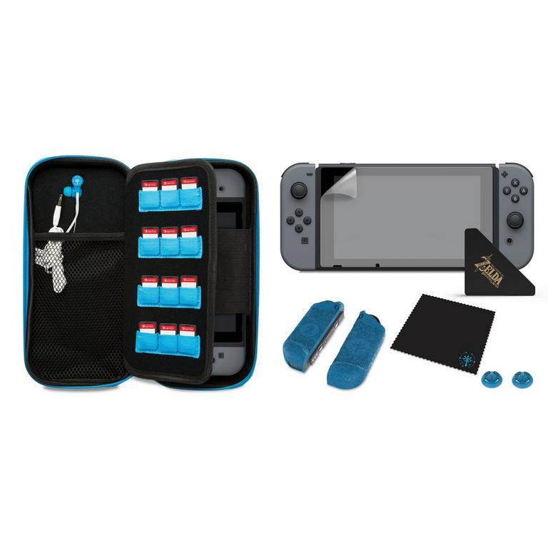 Nintendo Switch The Legend of Zelda Sheikah Eye Edition Starter Kit