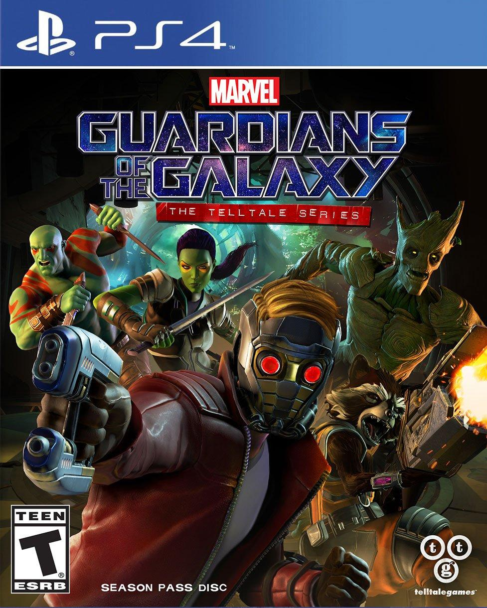 Marvel's Guardians of the Galaxy: The Telltale Series   PlayStation 4    GameStop