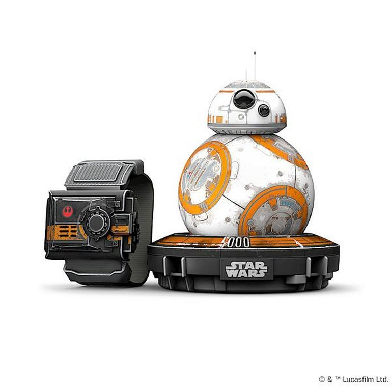 Star Wars BB-8 Special Edition Sphero with Force Band