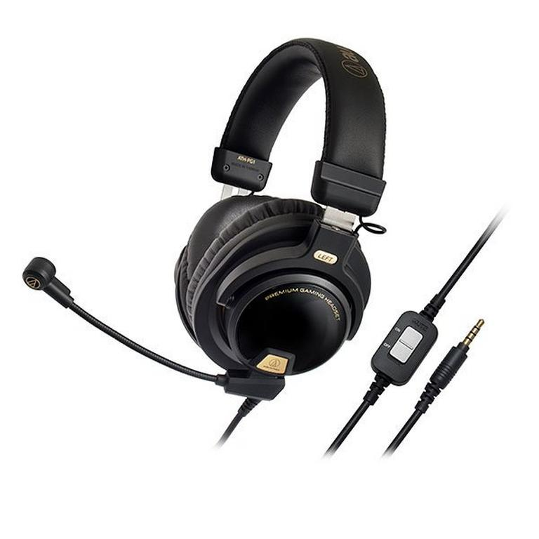Audio Technica ATH PG1 Closed Back Gaming Headset