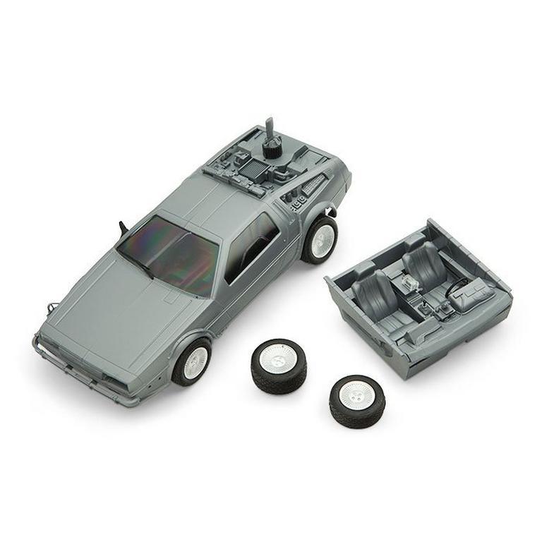 Back to the Future Delorean Model Kit