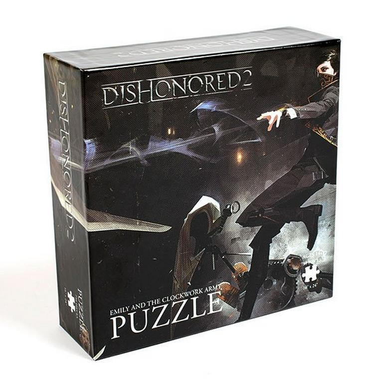 Dishonored 2 Emily and the Clockwork Army 750pc Puzzle