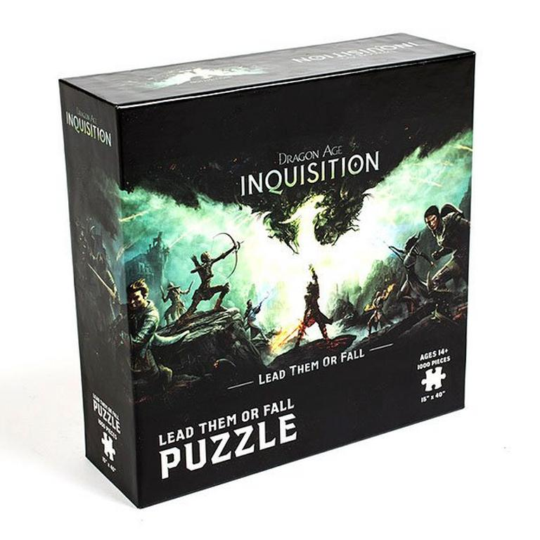 Dragon Age Inquisition Lead Them or Fall 1000pc Puzzle