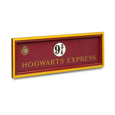 Platform 9 3/4 Hogwarts Sign