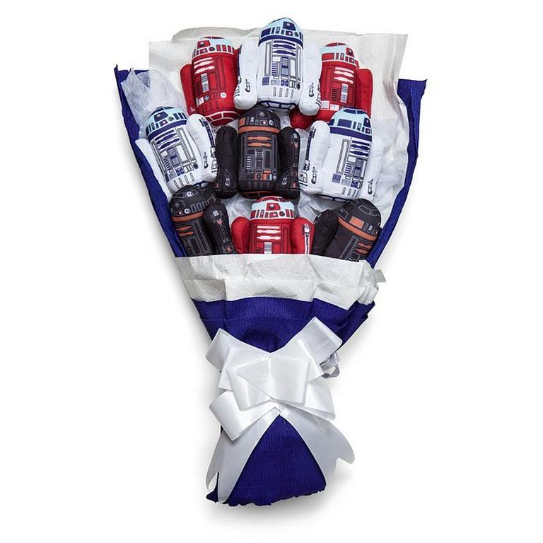 Star Wars Bouquet Droids