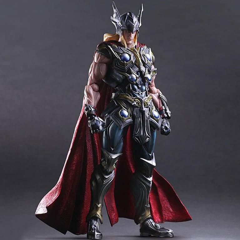 Thor Play Arts Kai Variant