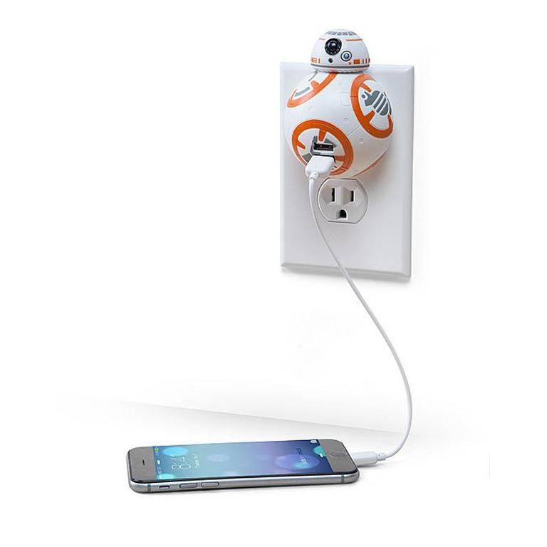 Star Wars USB Wall Charger BB 8