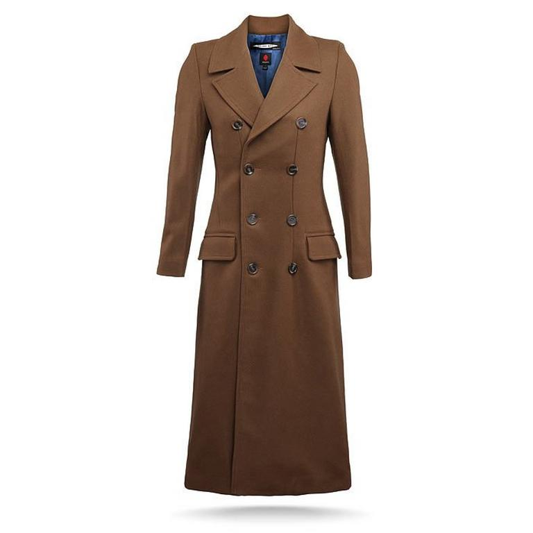 Doctor Who 10th Doctor's Ladies Coat