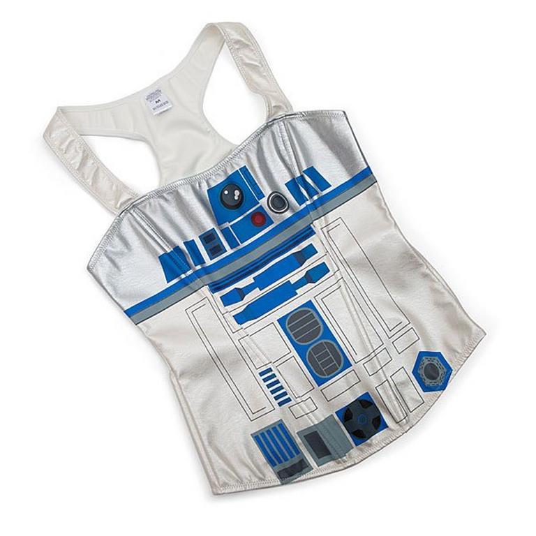 Star Wars R2-D2 Corset Top