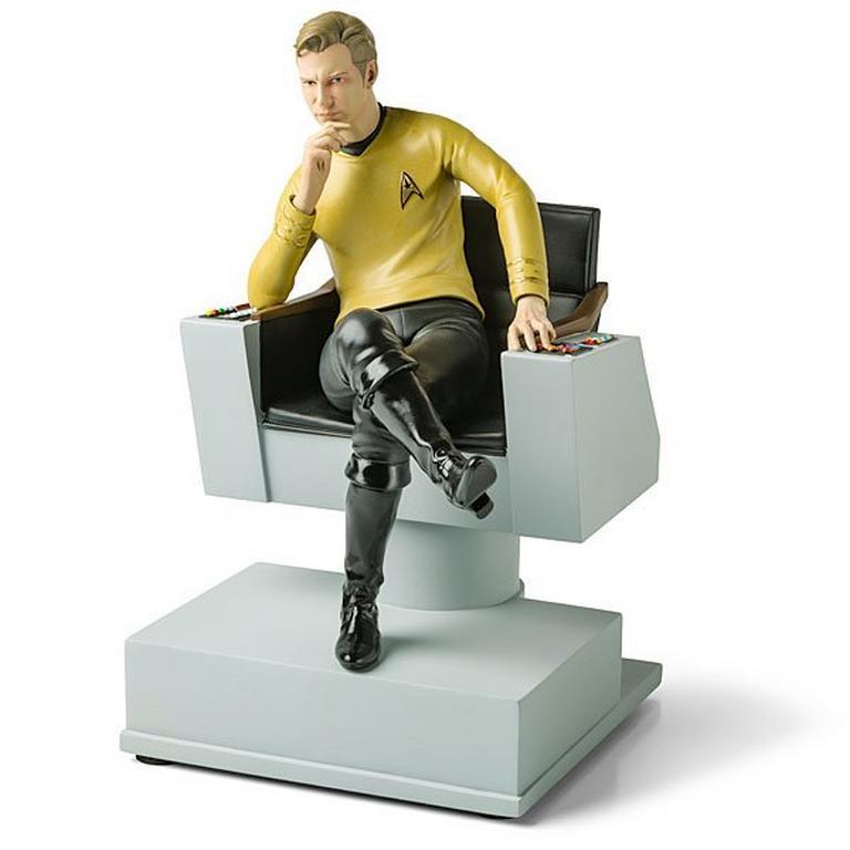 Star Trek Captain Kirk Bookend