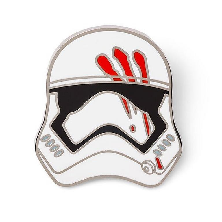 Star Wars Finn Helmet Pin