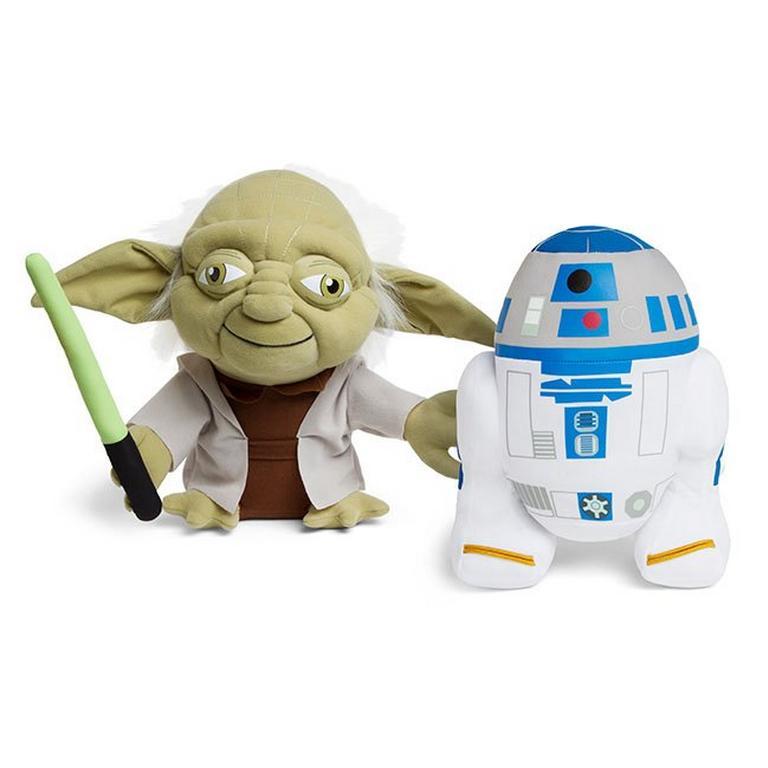 Star Wars 12in Plush Yoda
