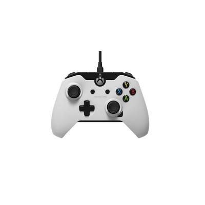 Xbox One Snow Wired Controller