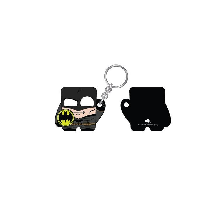 Batman Foundmi Keychain