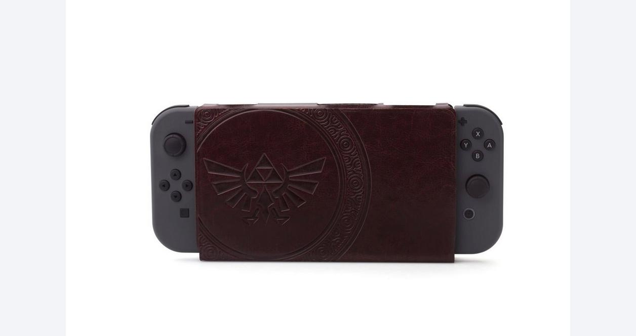 The Legend of Zelda: Breath of the Wild Hybrid Cover for Nintendo Switch