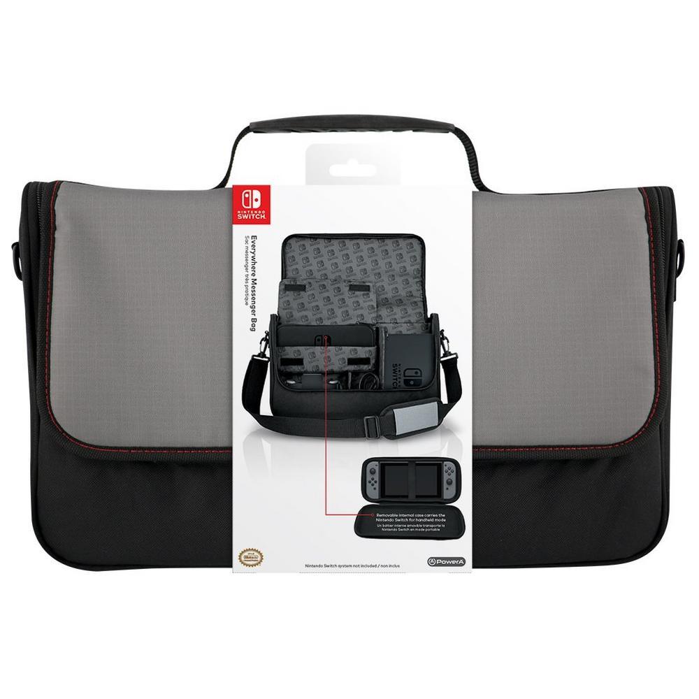 Nintendo Switch Everywhere Messenger Bag | Nintendo Switch | GameStop
