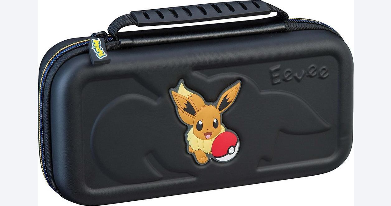 Nintendo Switch Game Traveler Zelda Black Deluxe Travel Case