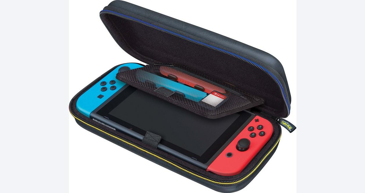 Nintendo Switch Pokemon: Let's Go! Eevee Game Traveler Deluxe Case
