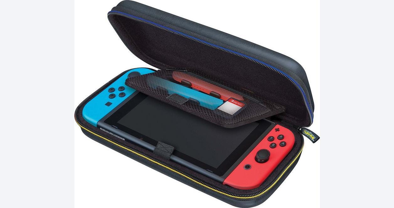 Pokemon Poke Ball Game Traveler Deluxe Case for Nintendo Switch