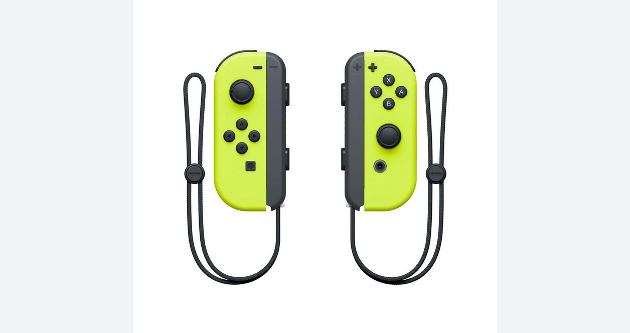 Nintendo Switch Joy-Con (L)/(R) Neon Red/Neon Blue