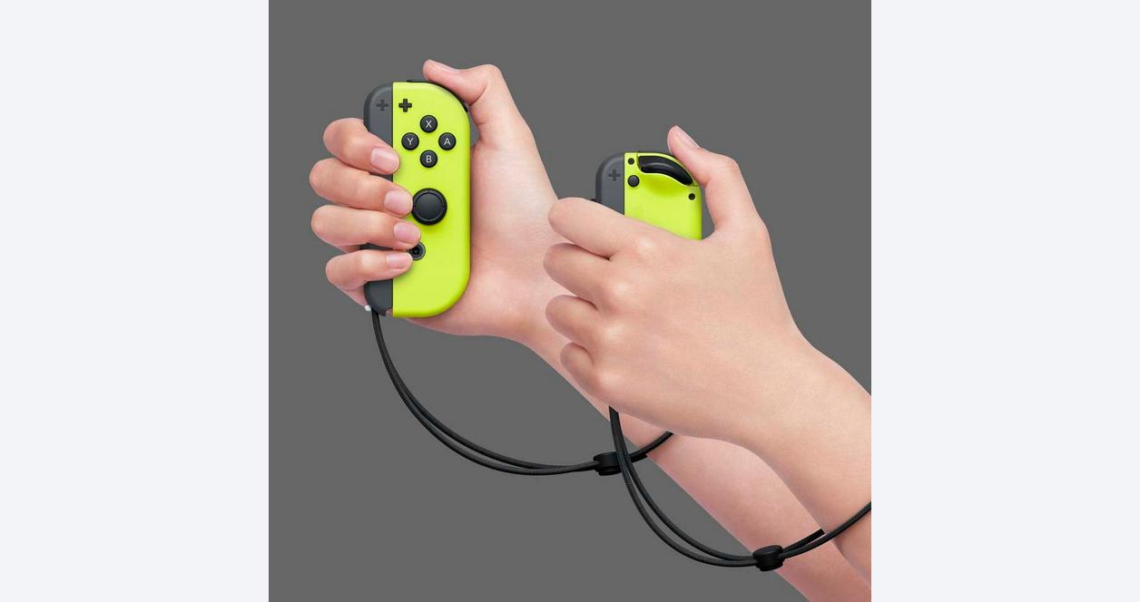 Nintendo Switch Joy-Con (L-R) Gray