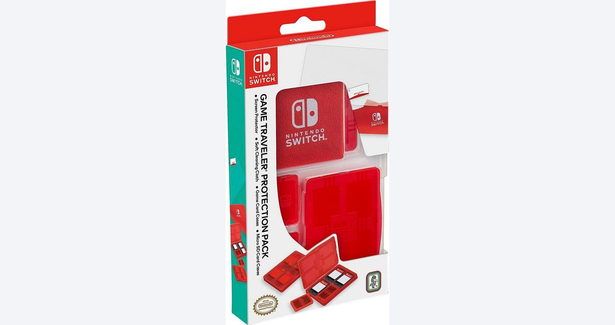 Game Traveler Protection Pack for Nintendo Switch