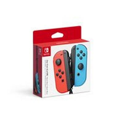 Nintendo Switch Joy-Con (L)/(R) Neon Red/Neon Blue